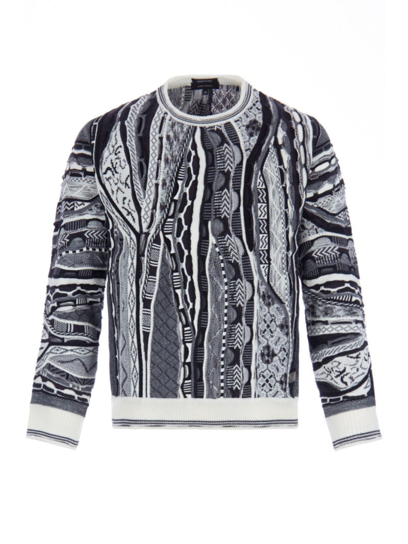 Carlo Colucci C9803 Knitwear Roze