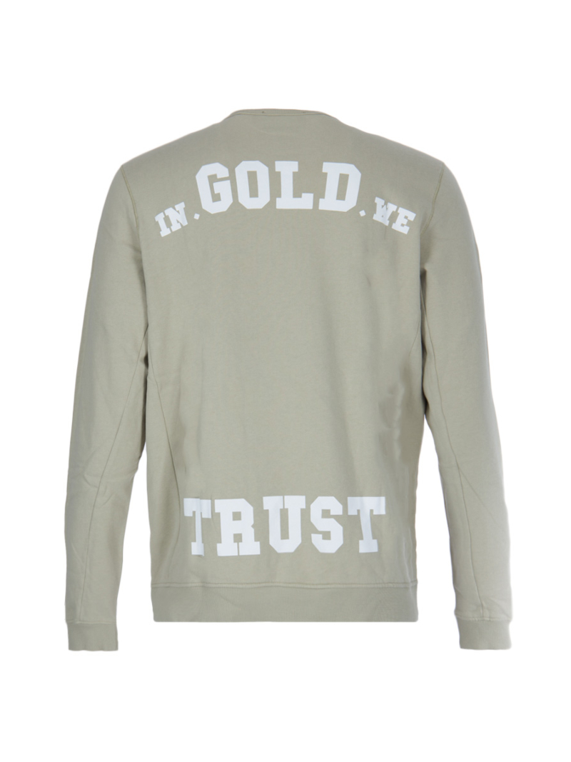 Franzel In Gold We Trust Sweater Killer Instinct groen