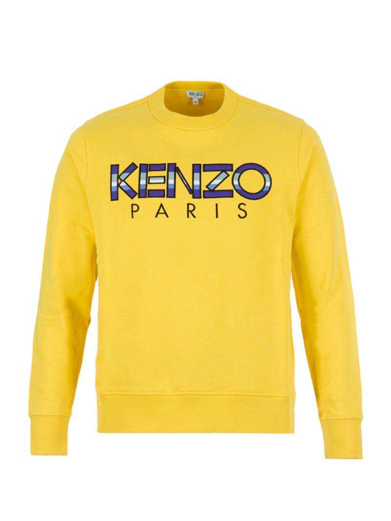 Kenzo Kenzo Paris Classic Fit Sweat zwart   JHP Fashion