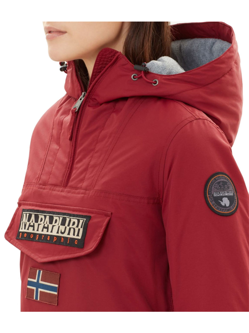 Napapijri RAINFOREST WINTER jassen dames Rood