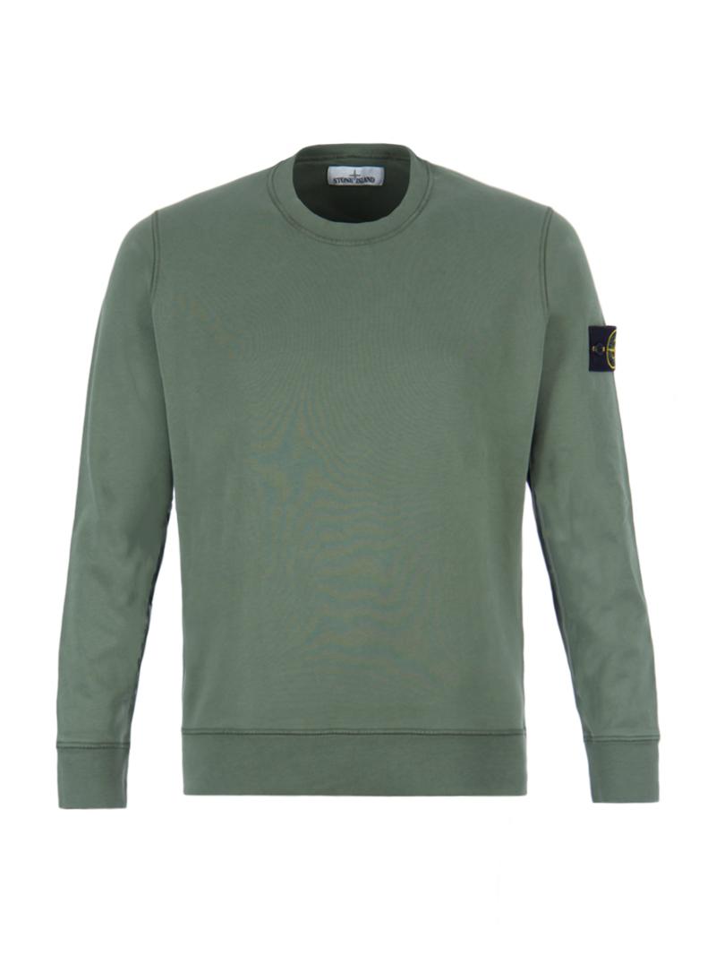 Stone Island Sweater groen |