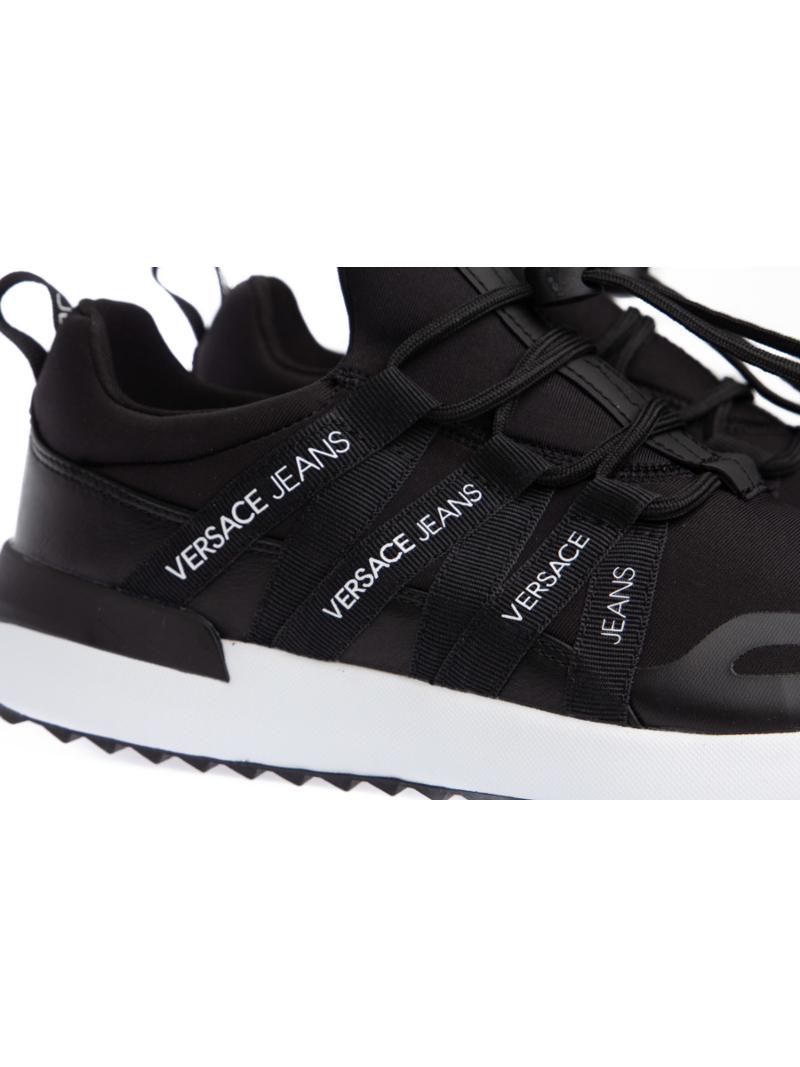 Eoytbsg3 70945 Black Jeans Schoenen Super Versace Fondo Linea 899 nkONwPXZ80